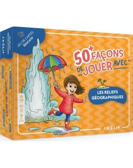 50 Façons De Jouer Avec Les Reliefs Geographiques