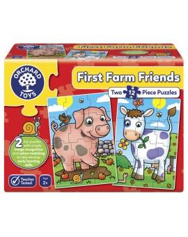 C.T 2X12 - First farm friends