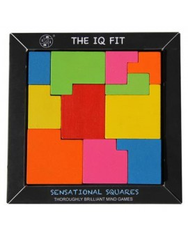 IQ Fit Rectangles Ridicules
