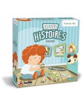 Les Petites Histoires Ludik N19