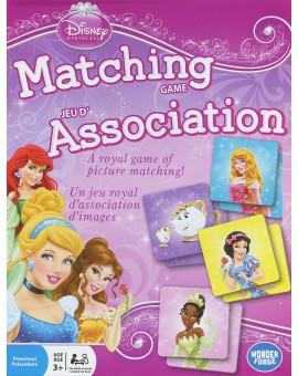 Jeu D'association Princesses Disney