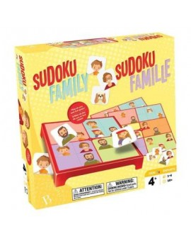 Sudoku Famille N18
