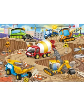 C.T 24MCX - Fun sur le chantier