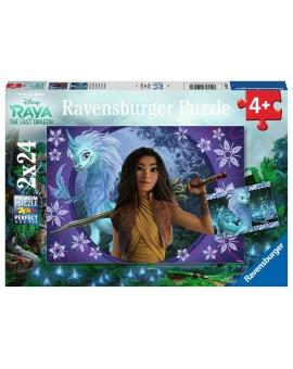C.T 2X24 - Raya et le dernier dragon