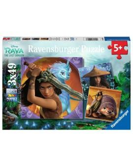 C.T 3X49 - Raya et le dernier dragon (N21)