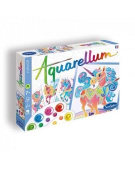 Aquarellum Jr. Licornes