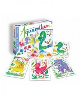 Aquarellum Jr. Dinosaures