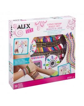 Alex DIY-Bracelets de l'amitié