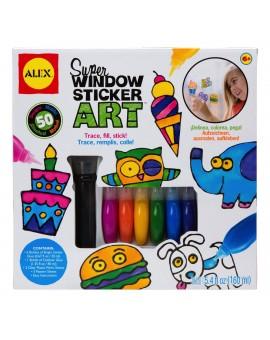 Art pour fenêtres Art pour fenêtres