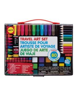 Trousse Pour Artiste de Voyage Alex