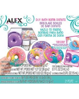 Alex Diy Boules de Bain Beignets
