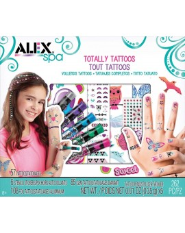 ALEX Toys SPA Tout Tattoos