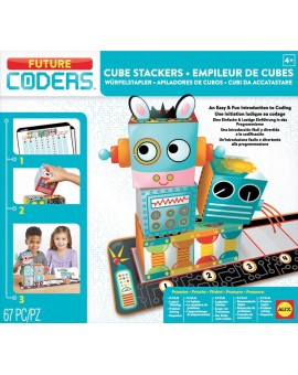 Alex Future Coders Empileurs De Cubes