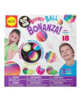 Alex Fabrique 18 Balles Rebondissantes