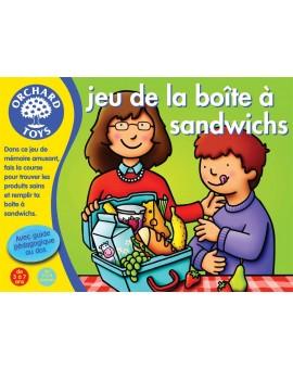 Jeu de la Boite à Sandwich Fr