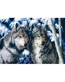 C.T. 1000mcx Loups