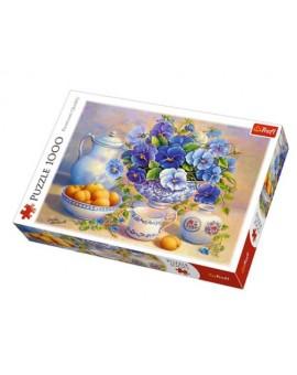 Trefl C.t.1000  Bouquet Bleu