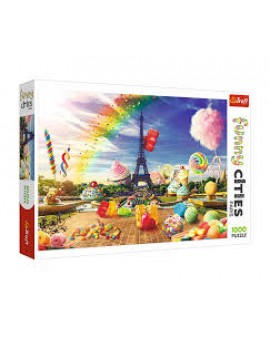 C.t. 1000 Paris En Sucreries