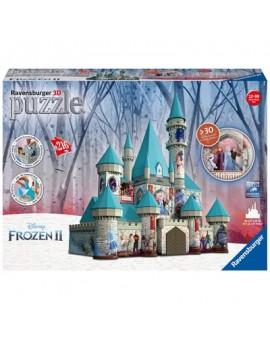 C.T 3D Frozen 2 : Chateau