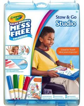 Crayola Cw Studio Portatif