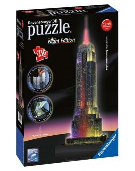 C.T. 3D 216 mcx Empire State Building de nuit