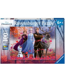 C.T 100 Frozen 2 : Magie de la forêt