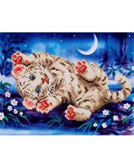 Diamond Dotz Bebe Tigre