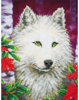 Diamond Dotz  Le Loup  N 19
