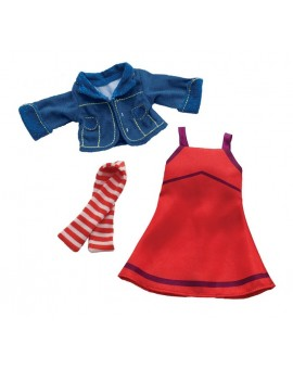 Groovy Girls Robe et veste en denim