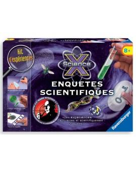 Science X: Enquêtes Scientifiques