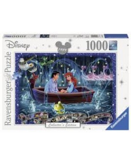 Casse-tête 1000 mcx Disney Petite Sirène