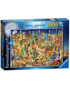C.t. 1000 Monuments Du Monde De Nuit N20