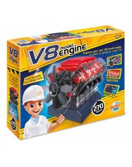 Buki Moteur V8