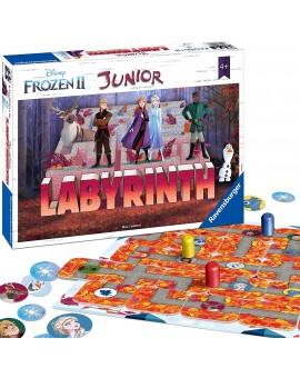 Labyrinthe Jr.reine Des Neiges 2 N20