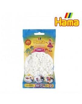 Sachet De 1000 Perles Blanches - Hama
