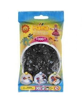 Sachet De 1000 Perles Noires - Hama