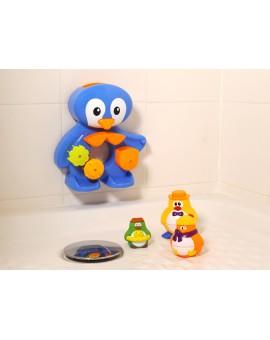 Coffret de bain - Pingouin