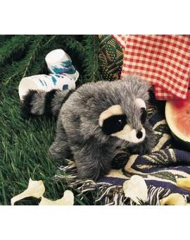 Marionnette - Bébé raton laveur