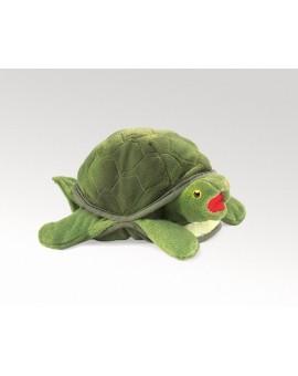 Marionnette bébé tortue