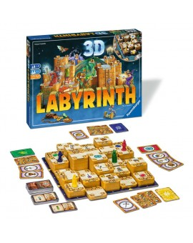 Labyrinthe 3D (N20)