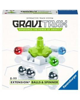 Gravitrax Ext. Balls & Spinner