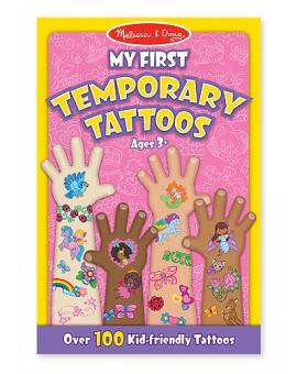 Melissa & Doug Premiers Tatouages Temporaires