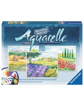 Aquarelle Maxi Provence