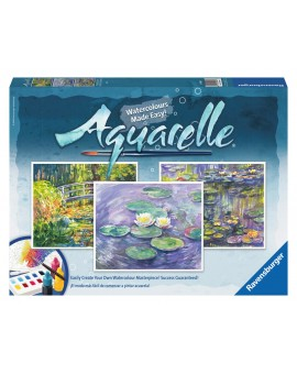 Aquarelle Maxi Monet