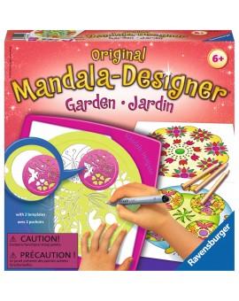 Mandala-Designer Jardin