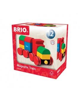 Brio Train magnétique à empiler