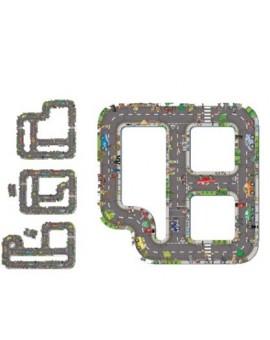 C.T. de plancher 20mcx Routes