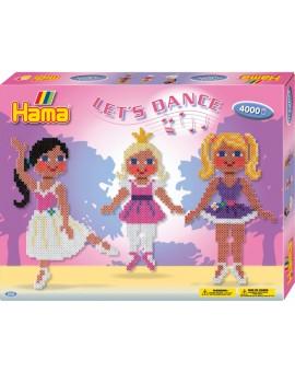 Perles Hama Danses du monde