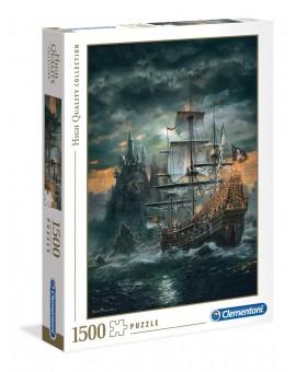 C.T 1500 - Le bateau pirate