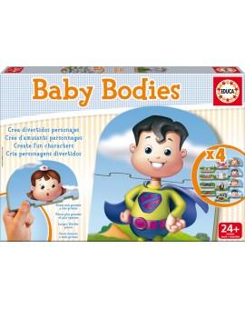 Educa Baby Bodies